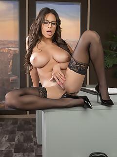 Office legs sex pics