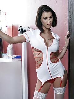 Nurses legs sex pics