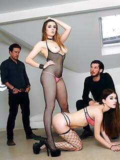 Body Stocking legs sex pics