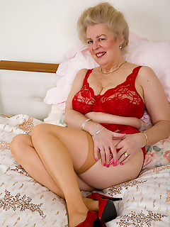 AllOver30.com - Introducing 57 year old Busty