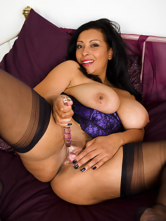Over 30 MILF - AllOver30.com - Featuring Danica from London, UK