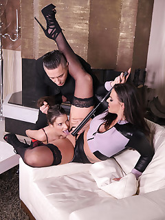 Gift For Busty Dominatrix free photos and videos on DDFNetwork.com