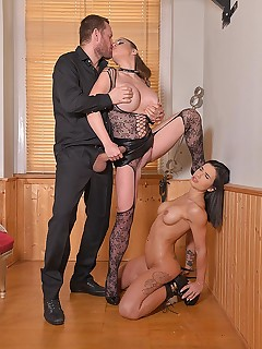 Kinkster's Double Humiliation free photos and videos on DDFNetwork.com