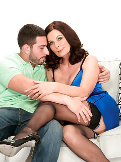 50 Plus MILFs - The Second Cumming Of Kay Parker - Magdalene St Michaels and Al B (45 Photos)