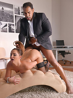 Hardcore Doc: Hungarian College Babe Fucked Hard in Office free photos and videos on HandsonHardcore.com