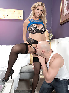 Scoreland - Mature Hottie of the Month - Alexis Fawx and J Mac (75 Photos)