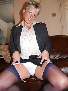Stockings Mom