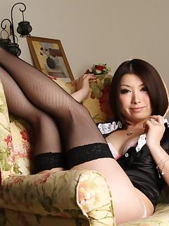 Tsubaki is a super hot Japanese porn slut | Japan HDV