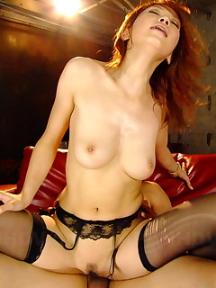 Dirty Runa Sesaki gets tied up and banged | Japan HDV