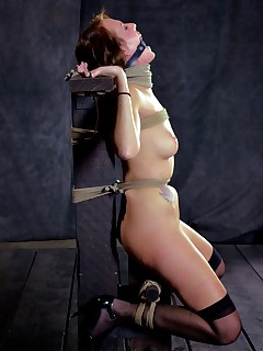 Hardtied | Extreme Rope Bondage, Orgasms, and Hardcore Sex | Alisha Adams is Captured